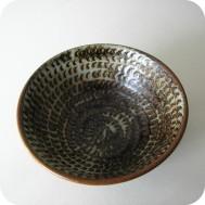 Stig Lindberg Gustavsberg  stoneware bowl