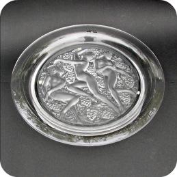 """Lalique France plate """"Cote-d'Or ...........................7 800 SEK"""