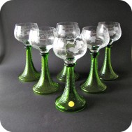 White wine glass Theresienthal