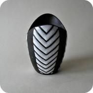 Michael Andersen Vase Negro
