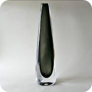Nils Landberg Sommerso vase