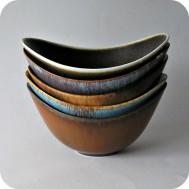 Gunnar Nylund five ARO bowls