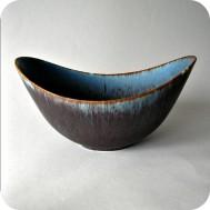 K2977: ARO bowl brown outside blue inside ... 1 700 SEK