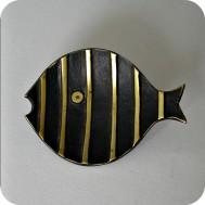 Fish ashtry by W. Bosse / H. Baller ... 750 SEK