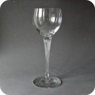 White wine glass Nils Landberg Orrefors