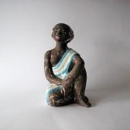 Mari Simmulson Upsala Ekeby figurine