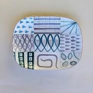 Fajance plate/bowl Stig Lindberg Gustavsberg