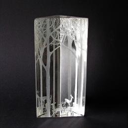 Vicke Lindstrand Kosta Crystal prism ................... 1 900 SEK