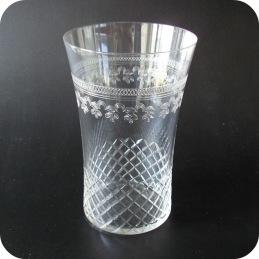 """EDA glassworks Model """"Pall Mall"""" .....1 200 SEK /10  glasses"""