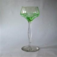 Seven Jugend glasses for white wine