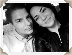 Daniel & Mikaela.