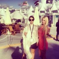 Jenny Hutton, Ninja Thyberg at Cannes Film Festival, Semaine de la critNew York film actress, Los Angeles actor