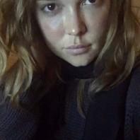 Jenny Hutton, actress, no make up. 2017