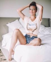 Jennyes Hutton Model shoot, Hawaii