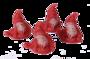 Marsipan Figurer - Marsipan Tomte 6g