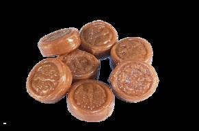 Nougatfyllt Mynt 1 kg / 2 kg - Nougatfyllt Mynt 1 kg
