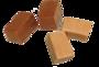 Fudge 1KG - Fudge Vanilj