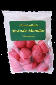Bränd Mandel Display - Bränd Mandel