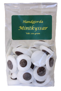Mintkyssar Display -