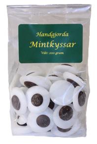 Mintkyssar Disp. 15x200g -
