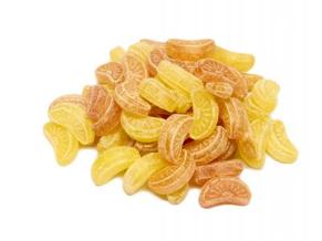 Apelsin-Citronklyftor -