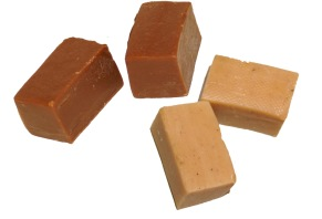 Fudge Display - Fudge Choklad