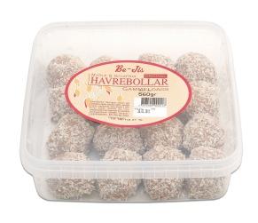 Havrebollar 16-pack -