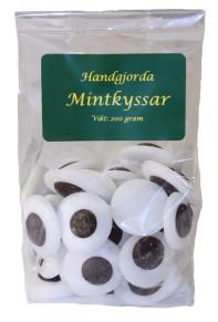 Mintkyssar Påse 200g -