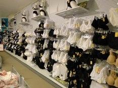 Avdelning för Underkläder på Smålänningen
