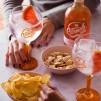 Carmela Gin Glas på fot / 6-pack