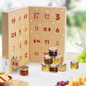 Lyxig marmeladkalender - Lyxig marmeladkalender