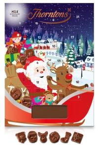 Klassisk chokladkalender (bara lite godare) - Klassisk chokladkalender