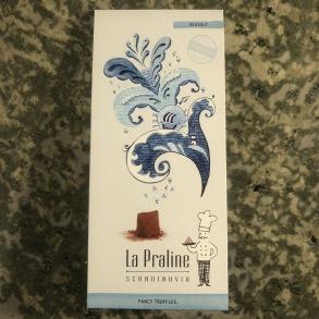 Chokladtryffel från La Praline - Havssalt