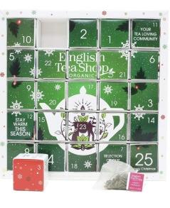 Advent tea calender eko - Advent tea calendar eko