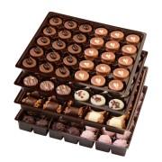 Chokladpraliner olika sorter