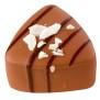 Chokladpraliner olika sorter - Pepparkaksnougat, mjölkchoklad 38%