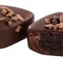 Chokladpraliner olika sorter - Salt karamell, mörk 85% choklad