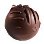Chokladpraliner olika sorter - Mörk tryffel