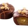 Chokladpraliner olika sorter - Ingefära lime marsipan, pralin