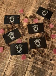Presentkort Kassett (olika valörer) - Presentkort 100