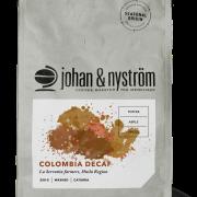 Colombia koffeinfritt kaffe, 250 gram