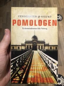 Pomologen - deckare i Varbergsmiljö