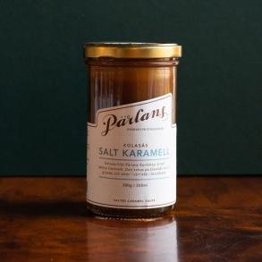 Kolasås salt karamell Pärlans 300 gram