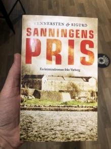 Sanningens Pris - deckare i Varbergsmiljö