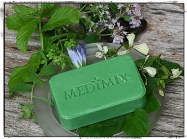 Medimix, en tvål med mångtusenårig visdom.