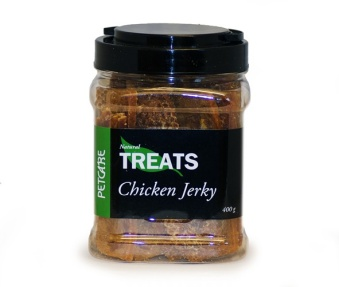 Chicken Jerky 400 gr -