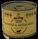 Majstor Kalkon & Grönsaker Våtfoder