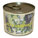 Majstor Vilt & Grönsaker 200g