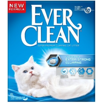 Ever Clean Xtra Strong Unscented - Ever Clean Xtra Strong Unscented 10 L