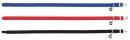 Katthalsband elastisk nylon bjällra